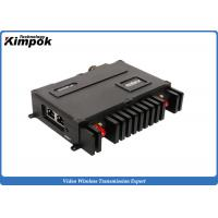 Buy cheap Multi Link IP MESH Communication Robust Ethernet Wireless Transceiver up to 40MHz from Wholesalers