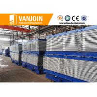 Buy cheap Vanjoin Full Automatically Machine Panel Sandwich Factory Line Manufacturers from Wholesalers