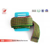 Buy cheap Dark Blue Reusable Nylon Strap Webbing Special Custom For Book Straps from Wholesalers