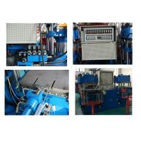 Buy cheap 400 Ton Hydraulic Press Rubber Bumper Making Machine With Two Press plate from wholesalers