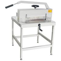 Buy cheap High - Visible Optical Manual Paper Cutting Machine 1120×720×680 mm 4305 from Wholesalers