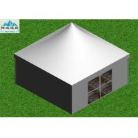 Buy cheap Summer Outdoor Event Tent 5x5m With White PVC Walls / Party Tent Marquee from wholesalers