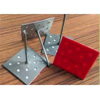 """Buy cheap Steel Self Adhesive Insulation Fixing Pins 6-1/2 """"  For Flexible Duct Connector from Wholesalers"""