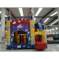 Buy cheap commercial inflatable bouncer jumper trampoline  CFD-006 from Wholesalers