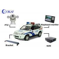Buy cheap Roof Mounted Auto Motion Tracking PTZ  Camera Night Vision 150m Forensic System  from Wholesalers