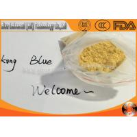 Quality Yellow Steroids Trenbolone Raw Powder Trenbolone Acetate For Muscle Growth wholesale