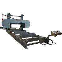 Buy cheap large wood bandsaw machine / large bandsaw horizontal Bandsaw /lumber cutting from wholesalers