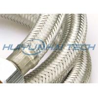 Buy cheap High - Tech Stainless Steel Wire Sleeve For Cable Superior Abrasion Protection from wholesalers