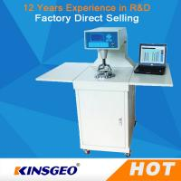 Buy cheap 1 - 4000 Pa AC220V 50Hz 2kW Textile Testing Equipment For Tensile Strength Fabric Testing from wholesalers