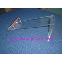 Buy cheap 2015 Best-selling Acrylic shoes display stand, plexiglass shoes display rack from Wholesalers