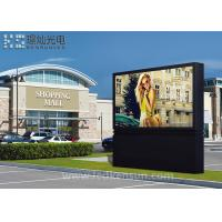 Buy cheap IP65 PH10MM Two Sided Led Outdoor Signs 10000 Dots Led Moving Message Waterproof from wholesalers