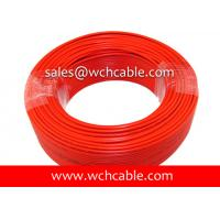 China UL3132 Heat Resistant Flexible Silicone Rubber Hook-Up Wire Rated 150℃ 300V on sale