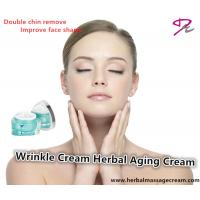Buy cheap Herbal Anti Aging Face Cream , Face Cellulite Removal Herbal Massage Cream from Wholesalers