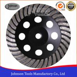 Quality Turbo Diamond Grinding Wheels Stone / Hard Granite / Hard Brick Diamond Grinding Tools wholesale