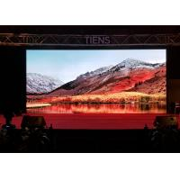 Buy cheap SMD2121 P3.91 Indoor Rental LED Display Die Casting Aluminum Cabinet AC110-220V from wholesalers