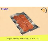 Buy cheap 50-120 Micron Customized Printed Vacuum Food Storage Bags For Meat from Wholesalers