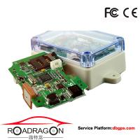 Buy cheap Quad band Fleet GPS Tracking Systems For Motorcycle And Vehicle from Wholesalers