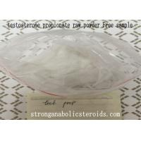 Buy cheap Test Prop Raw Steroids Powder Testosterone Propionate 57-85-2 For Bodybuilding from Wholesalers