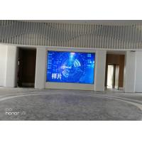 Buy cheap High Gray Scale Full Color LED Display , P2 Small Pixel Pitch Large Video Wall from wholesalers