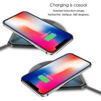 Buy cheap WIRELESS CHARGER PAD Cheap and high quality qi wireless charger charging pad from wholesalers