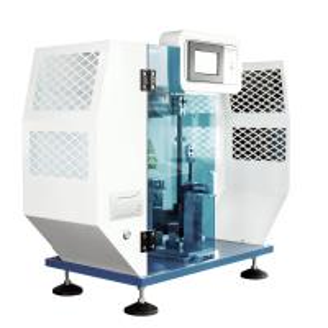 Buy cheap LCD Touch Screen Plastic Testing Equipment , Izod Imapct Plastic Testing Machine from wholesalers