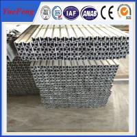 Buy cheap OEM weight of aluminum profile manufacturer/ customized profile aluminium price supplier from wholesalers