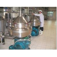 Industrial EPC Automatic Centrifugal Oil Purifier , Crude Palm Oil Purifier