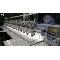 Buy cheap BEVS-YN-B918 Barudan Sewing Machine , Used Commercial Embroidery Machines from Wholesalers