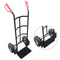 High Quality Hand Trolley with Foldable Toe Plate (HT1830-1)