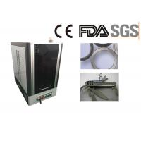 China Closed Type Fiber Laser Engraving Machine EZcad Software Operating on sale