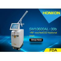 China Ultrapure CO2 Fractional Laser machine  , Fractional Co2 Laser Skin Resurfacing Recovery on sale