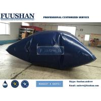 Quality Fuushan Flexible Water Bladder Tank For Truck Base Or Platform wholesale