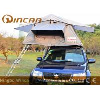 Buy cheap Waterpoof Overland Car Roof Top Tent For Camping , Popular Car Top Camper Roof from wholesalers