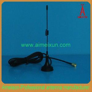 China 900MHz 3dBi Magnetic base antenna Car tv antenna on sale