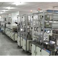 Buy cheap Adjustable Electric Motor Assembly Line , Adjustable Potentiometer Automated Assembly Line from Wholesalers