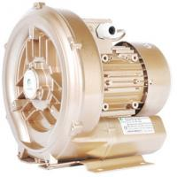 China 0.7 KW Ring Goorui Side Channel Blower For Textile Fiber Collection , Energy Saving on sale