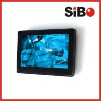 China Industrial Automation /Smart Home Control System 7 Inch IPS Screen Wall Mount Android Tablet 2GB RAM With POE on sale