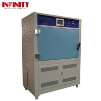 Buy cheap 500L UV Test Chamber Aging Lamps for Temperature Shining Strength Humidity from wholesalers