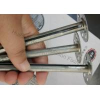 Quality Galvanized Rock Wool Insulation Pins , Insulation Anchors With Plastic Nylon Plug for sale