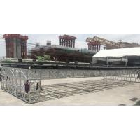 Quality 6082-T6 16 Degree Aluminum Large Rotating Stage Platform For Show / Concert wholesale