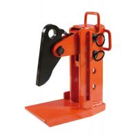 Buy cheap DHQL Stack-up Steel Plate Lifting Clamp Light Weight , Simple Structure Easy to Use from Wholesalers