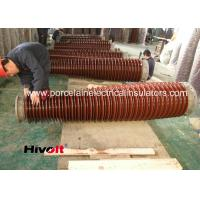 Buy cheap 230KV High Tension Hollow Core Insulators OEM / ODM Available from Wholesalers