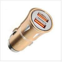 Buy cheap Electric Products QC 3.0 Universal USB Car Charger quick charging style from wholesalers