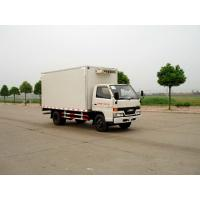 Buy cheap CLWShunda JMC light truck refrigerated trucks (XZC5045XLC3 Chang in refrigerated from Wholesalers