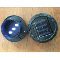 Buy cheap 2.4 Lumens IP44 Solar Garden Lights 4 LED Solar Gutter Lights from Wholesalers