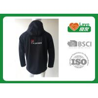 Quality Thermal Breathable Hooded Hunting Fleece Clothing Windproof For Sport / Hiking wholesale