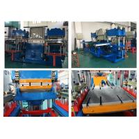 Buy cheap 400 Ton Double Motor Design Hot Press Vulcanzing Machine For Making Rubber Hood from wholesalers
