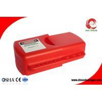 Buy cheap OEM Red Color Workplace Safety locking and Adjustable Ball Valve Lockout Tagout from wholesalers