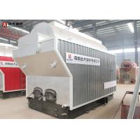 Buy cheap 3 Ton Rice Husk Bagasse Fired Steam Boiler , Paddy Fired Large Stove Biomass Boiler from wholesalers