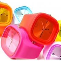 high quality silicone snap watches